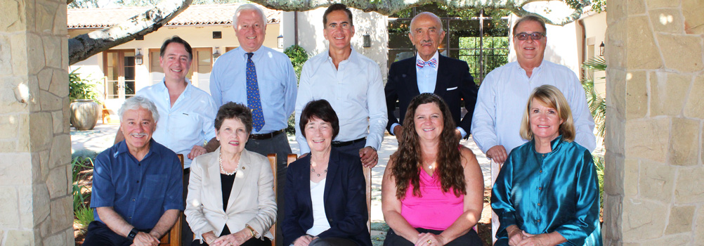 UC Merced Foundation Executive Committee